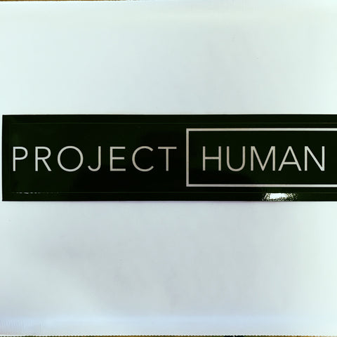 Project Human Decal