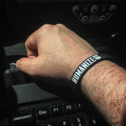 HUMANIZE Wrist Bands