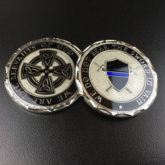 Not In Vain Challenge Coin