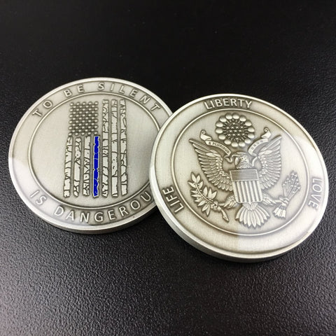 Liberty Challenge Coin