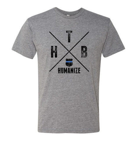 HTB Crossed Tee