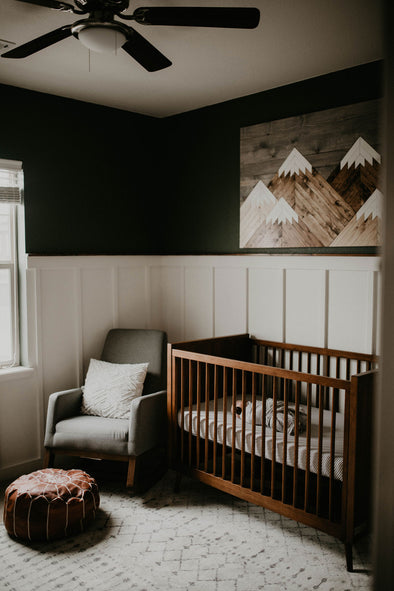 Making Room For Baby: Nursery inspiration for nesting mamas