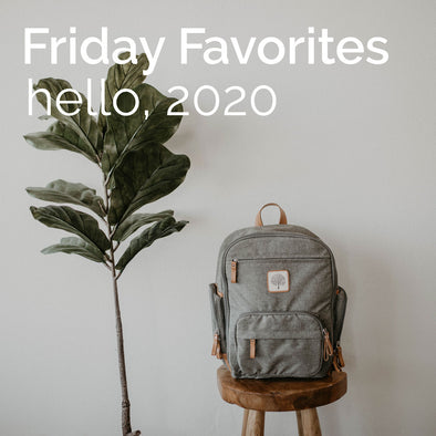Friday Favorites: Hello 2020