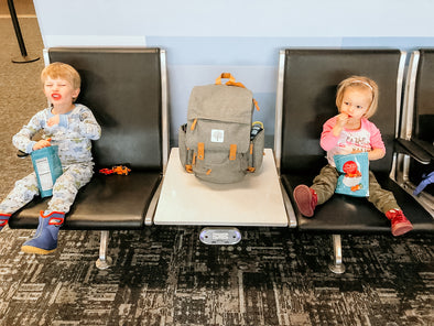 Tackling Toddler Travel