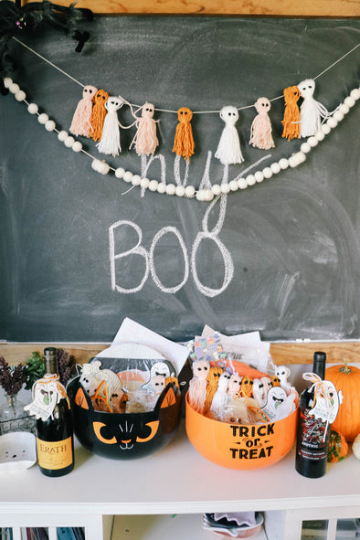 'Boo' Baskets