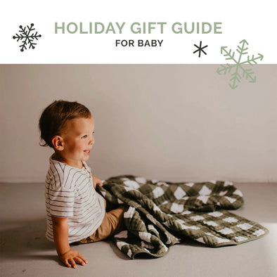 Holiday Gift Guide 2020: For Baby