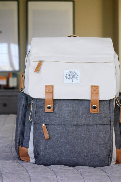 The Birch Bag by Parker Baby Co.