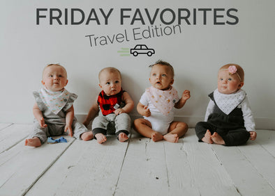 Friday Favorites: Travel Edition