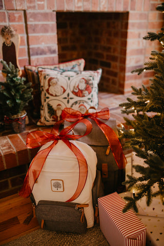 Holiday Gift Guide for Mom and Dad by Parker Baby Co.