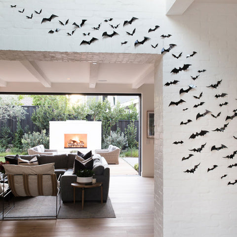 bats halloween decoration