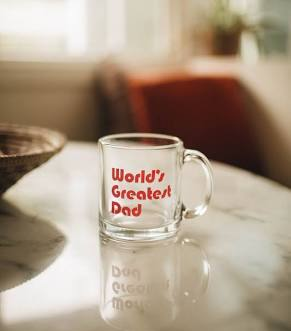 Worlds Greatest Dad Mug - Father's Day Gift Guide by parker baby co