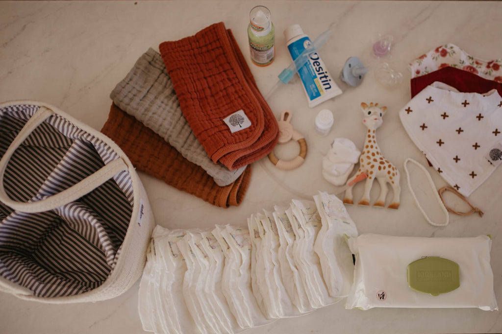 Rope Diaper Caddy Pacl