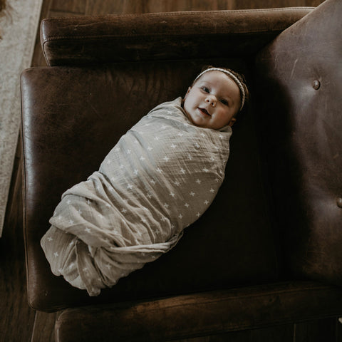 Swaddle your baby safely!