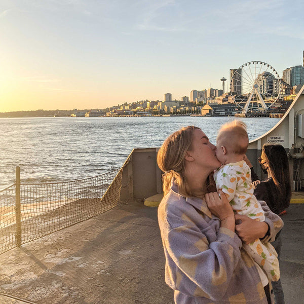 What to pack when traveling with baby