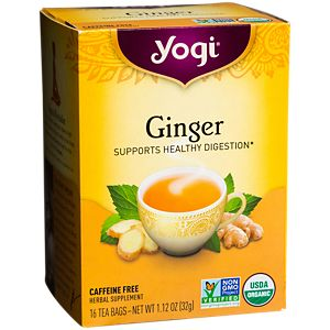 Ginger Tea for gut health