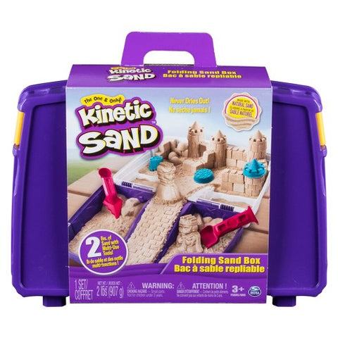 Kinetic Sand for indoor activities for kids