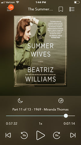 Summer Wives - Perfect book for mamas treating themselves