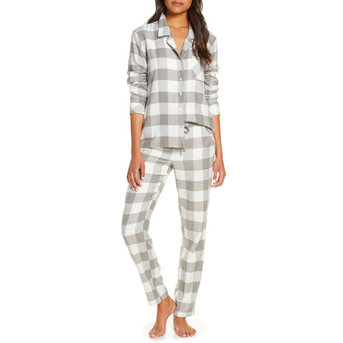 Nordstrom flannel pjs for mom