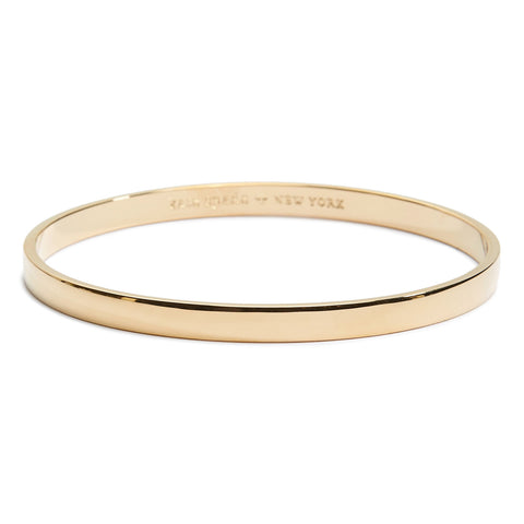 Kate Spade Gold Bangle for Mother's Day Gift