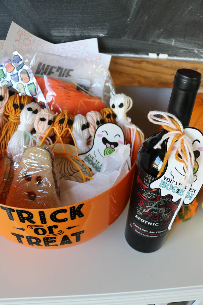 Boo Baskets