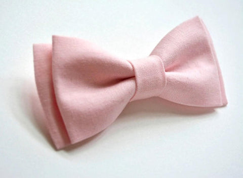 pink bow tie for toddler boy - Easter and Spring essentials