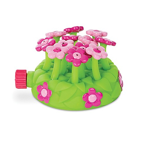 Melissa and Doug Pretty Petals Sprinkler