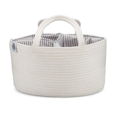 Rope Diaper Caddy - The Good Baby