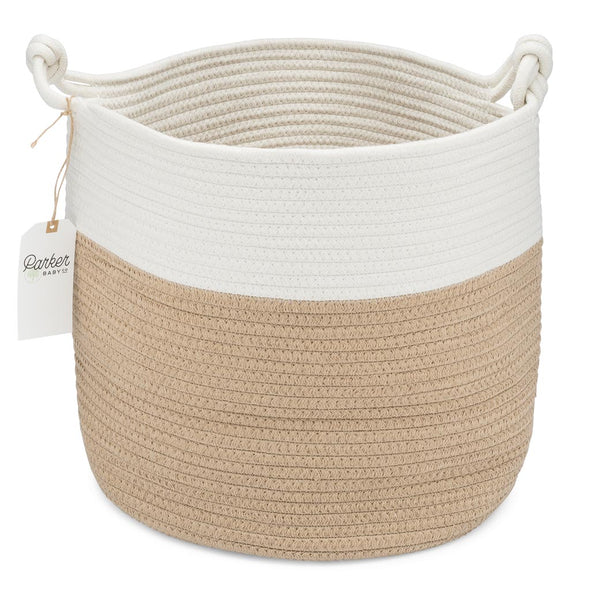 Rope Storage Basket - The Good Baby