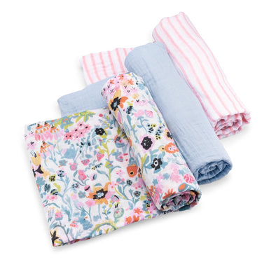 Blossom Swaddle Set - The Good Baby