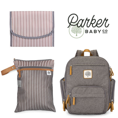 On-the-go Bundle: Gray
