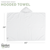 Hooded Bath Towel - The Good Baby