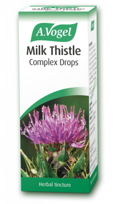 Milk Thistle Complex – Tablets and Drops