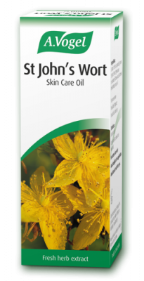St. John's Wort Skin Care Oil