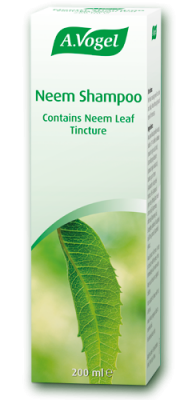 Neem Shampoo -  New Formulation