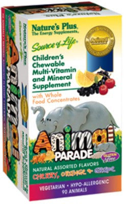 Nature's Plus Animal Parade Assorted 90