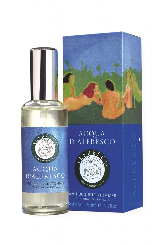 Acqua D'Alfresco Insect Repellent Fragrance Spray 50ml