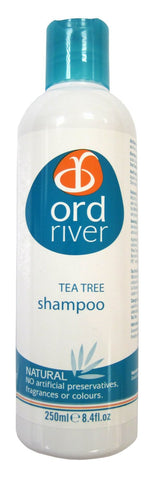 Ord River Tea Tree Shampoo 250ml + Free Conditioner