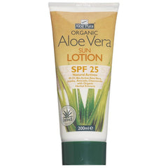 Aloe pura Sun Lotion SPF25 200ml