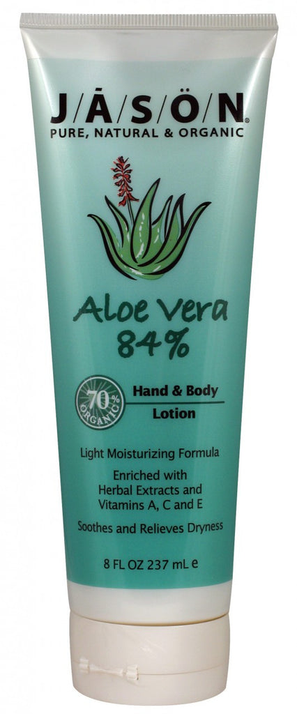 Jason Aloe Vera Hand and Body Lotion 8oz