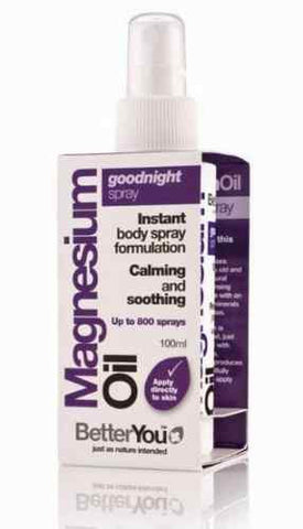 Better You Magnesium Oil Goodnight Spray