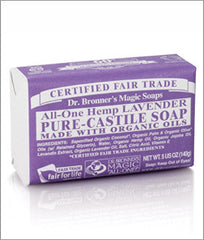 Dr Bronners Lavnder Soap 140gm