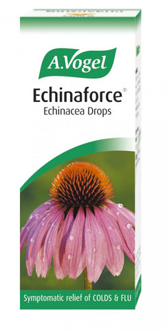 Echinaforce® - Echinacea drops and tablets for cold and flu relief