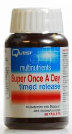 Quest Super Once A Day 60 Tabs