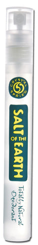 Salt of the Earth - A natural deodorant spray