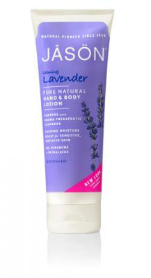 Jason Calming Lavender Hand & Body Lotion 8oz