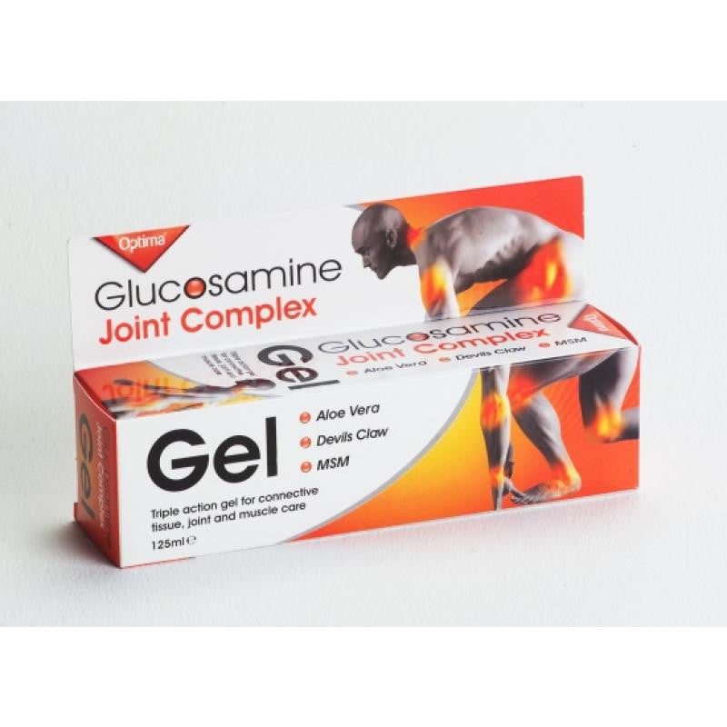 OPTIMA GLUCOSAMINE  JOINT COMPLEX GEL