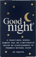 Bio Health Good Night PL 50tabs
