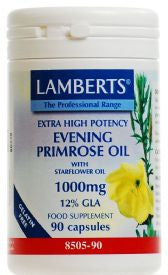 Lamberts Evening Primrose with starflower oil 1000mg
