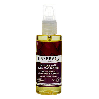 Tisserand  Muscle Massage Oil 100ml