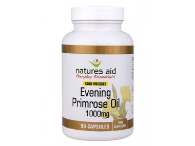 Natures Aid Evening Promrose oil 1000mg 180 Cap